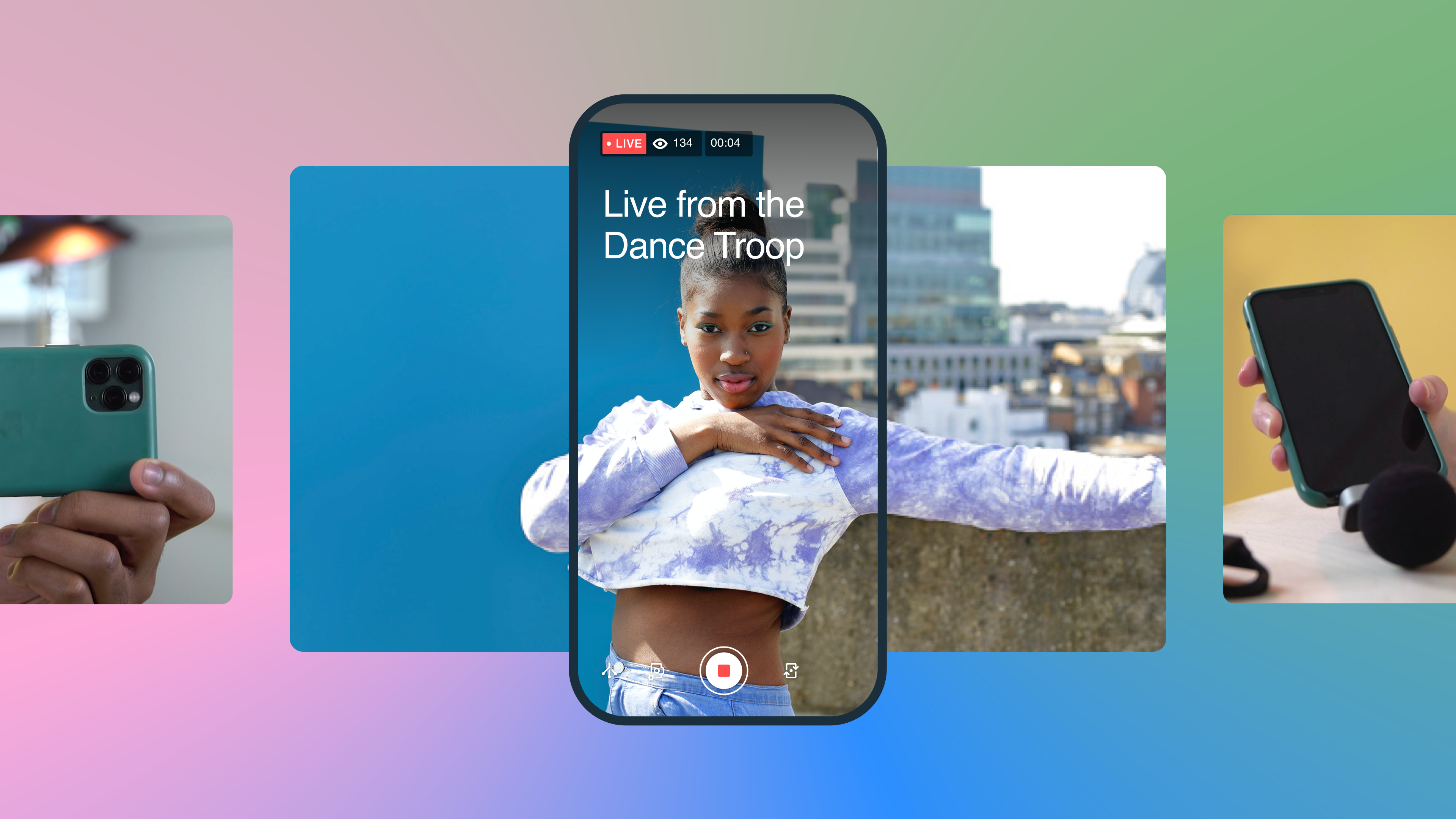 How to live stream from your phone and look like a pro doing it ...
